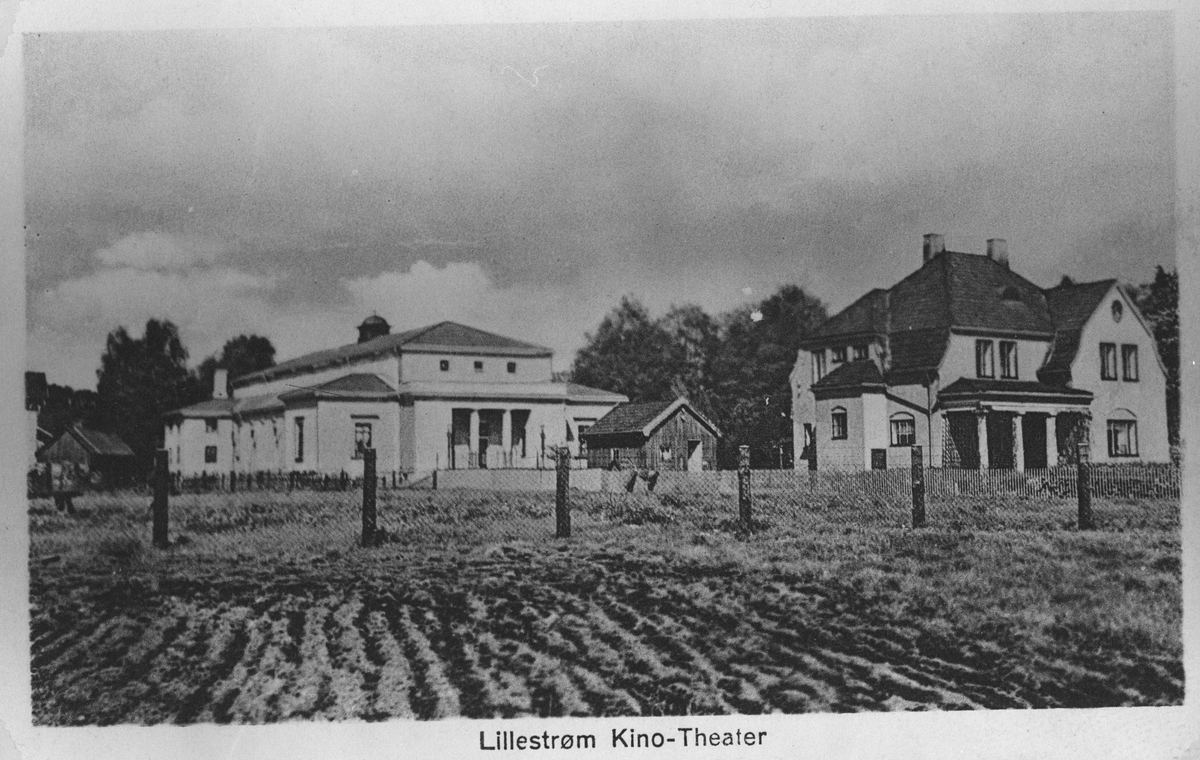 Lillestrøm Kino-Theater.