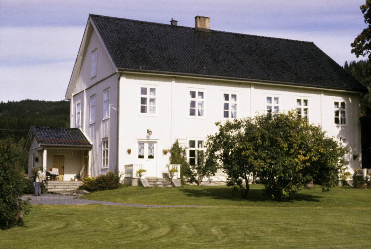 Viken gård, hovedhus
