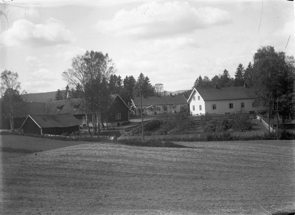 Berger Bruk, gård
