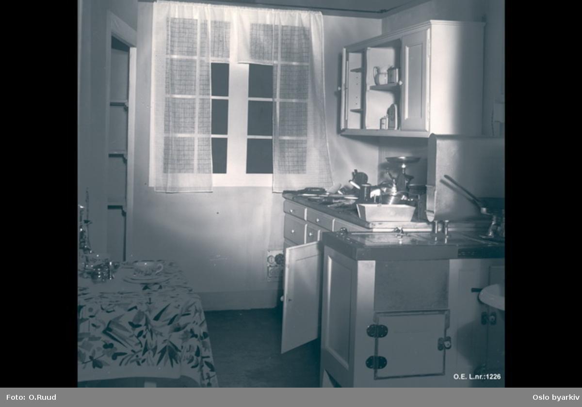 """""""Framtidens kjøkken"""" anno 1923"""
