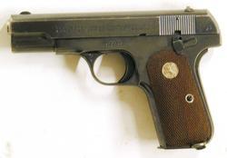 Pistol .380 ACP Colt M1908