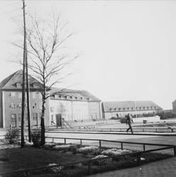 Kingsway Barracks Rendsburg.
