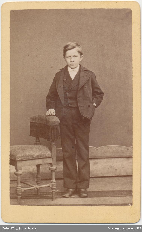 Portrett, Hemming Lauritz Brodtkorb