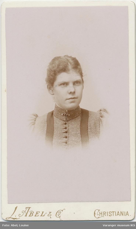 Portrett, kvinne