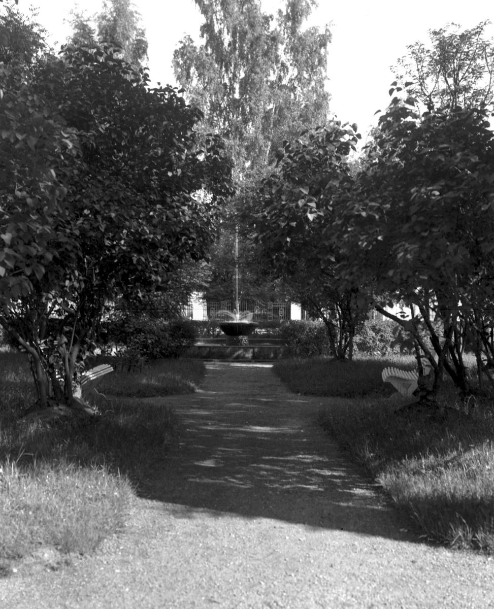 Parkanlegg