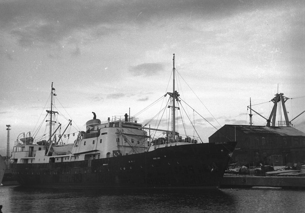 Skip ved Trondhjems Mekaniske Verksted