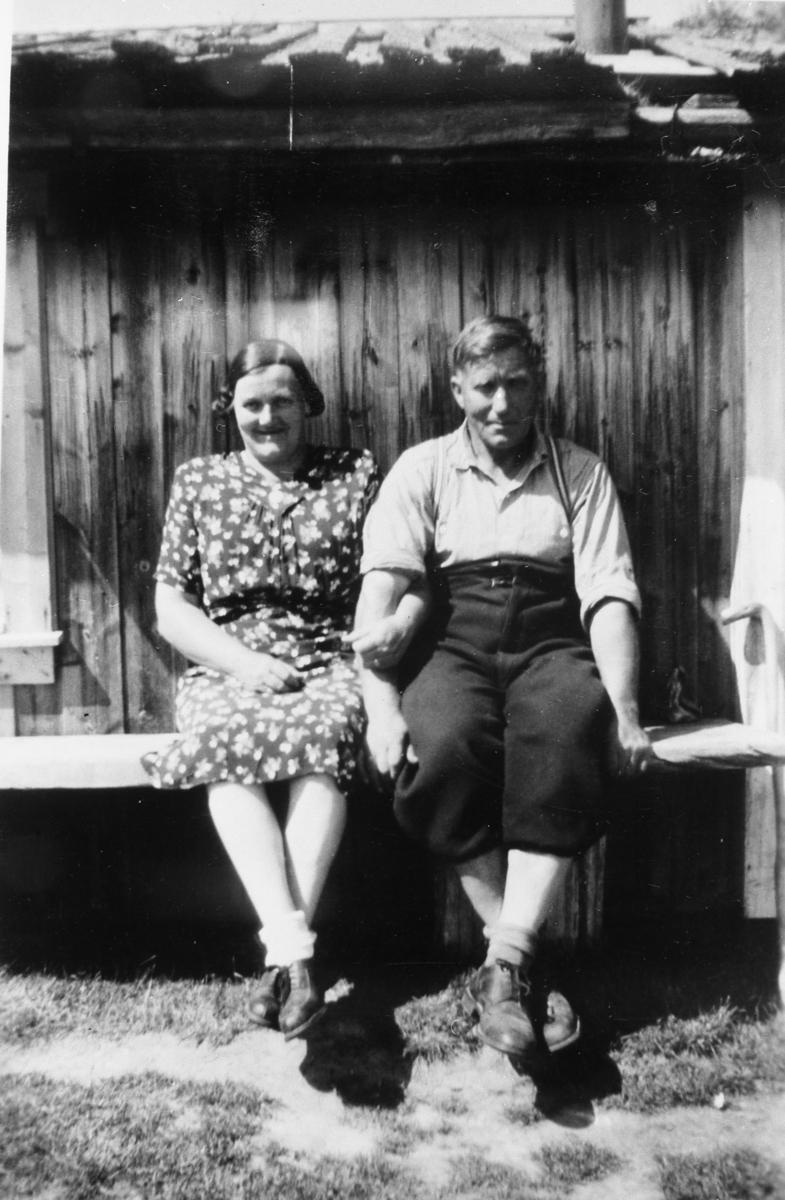 Anna og Ivar Andreassen