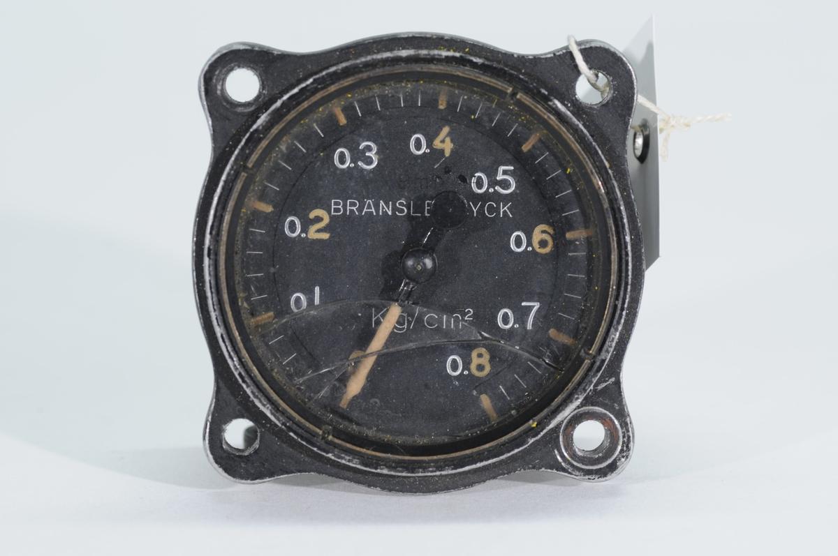 Bränsletryckmätare Bml Nr 2645