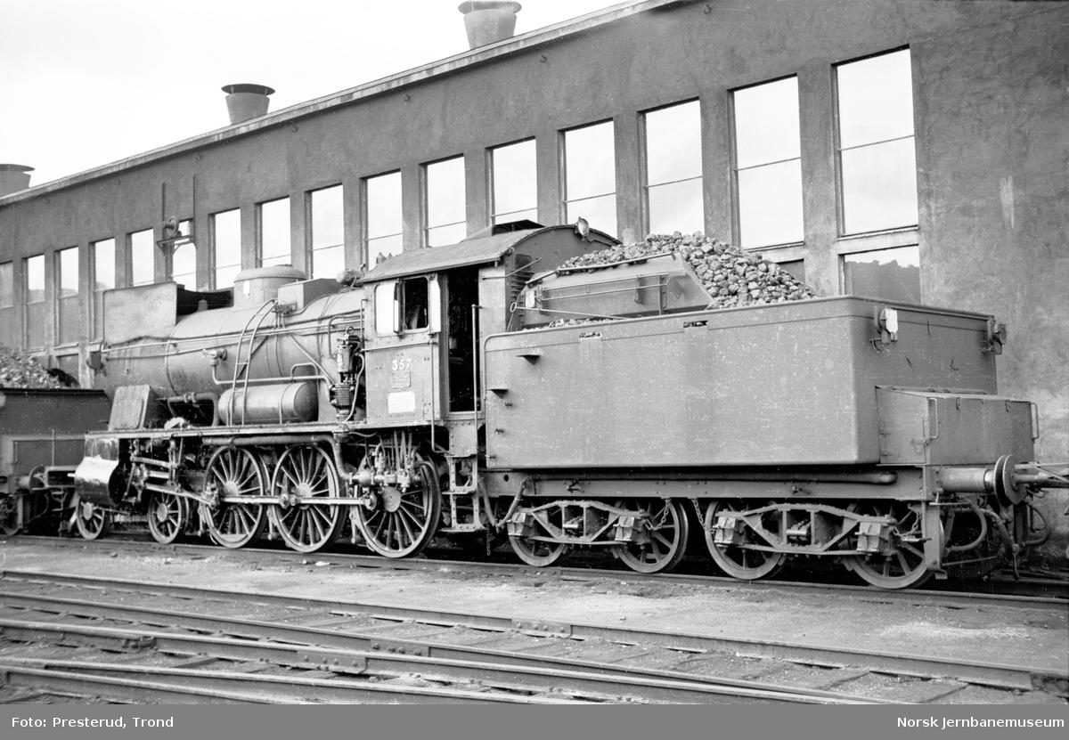 Damplokomotiv type 30b nr. 357