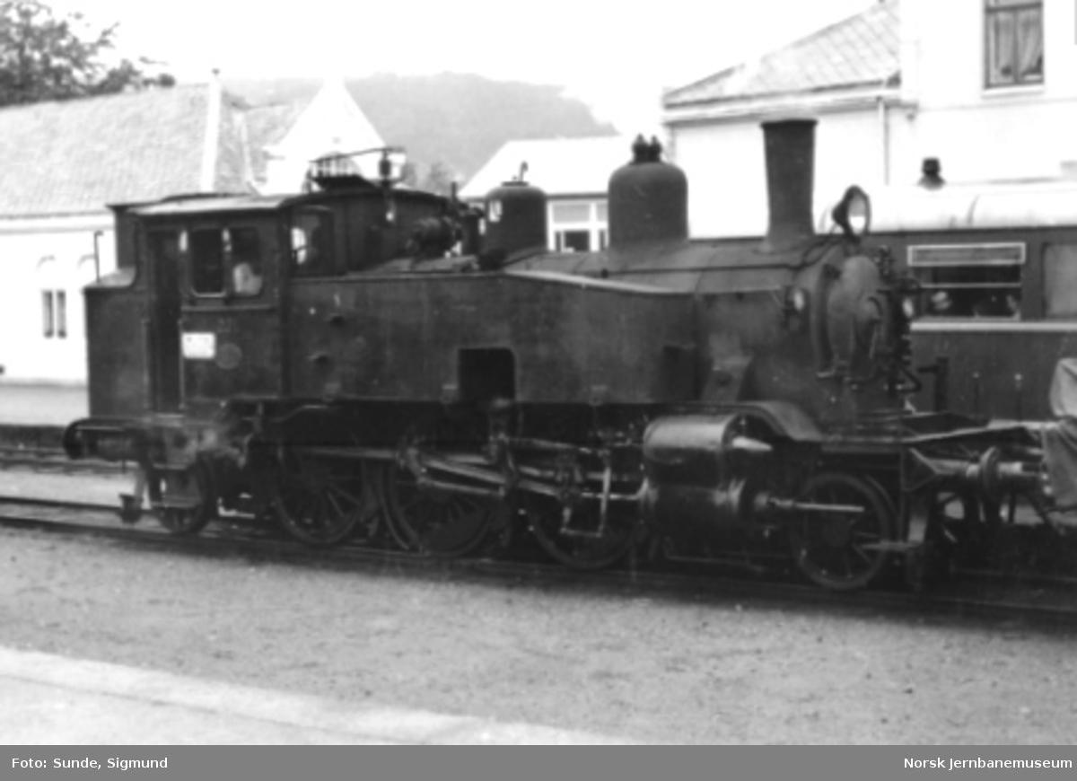 Damplokomotiv type 20b nr. 201