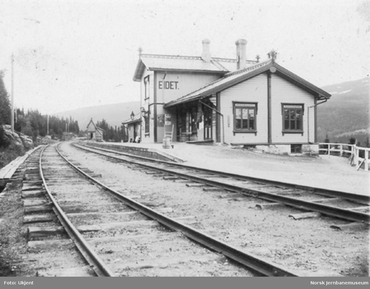 Stensli (Eidet) stasjon