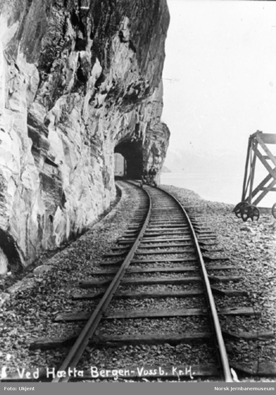 Tunnel ved Hætta
