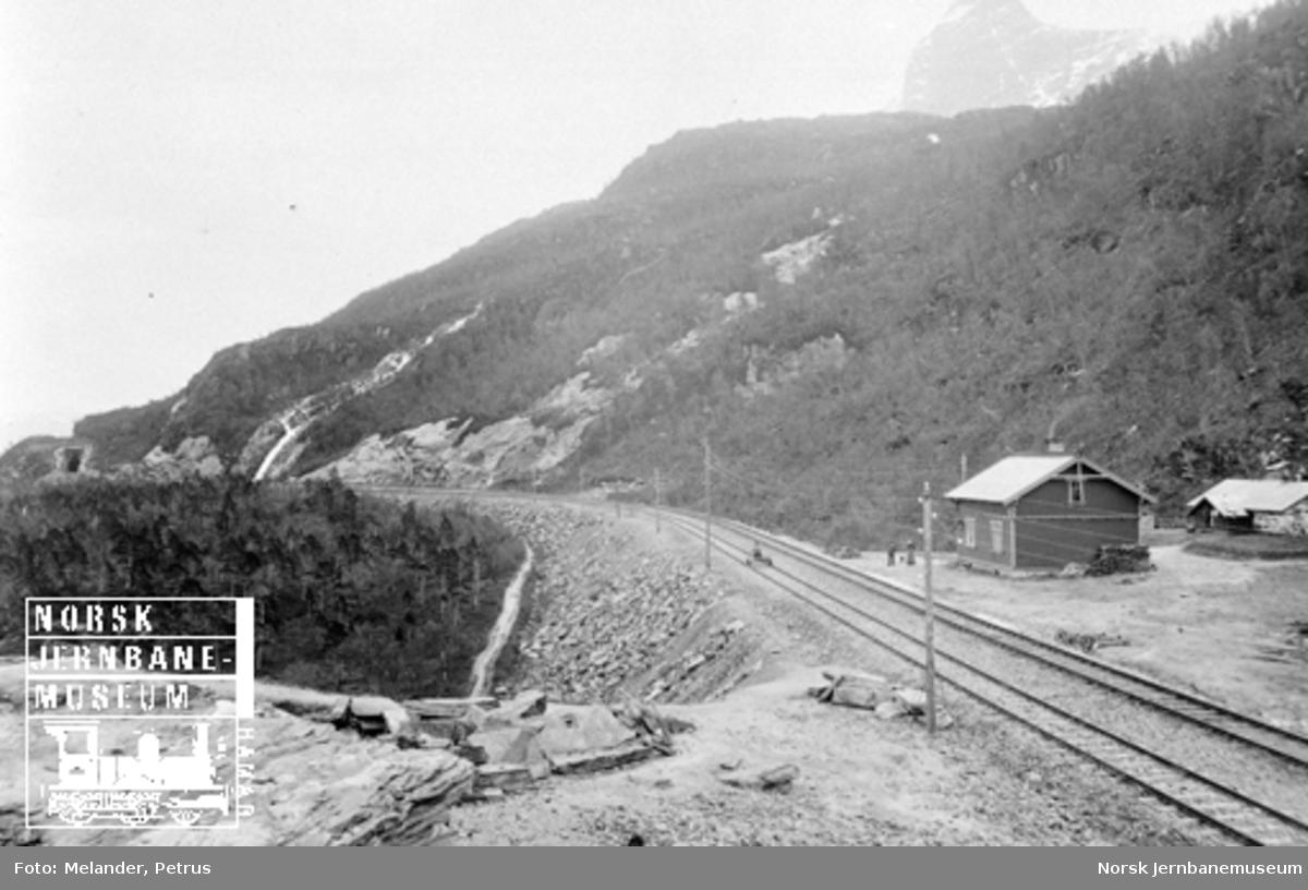 Ofotbanen : Djupvik stasjon