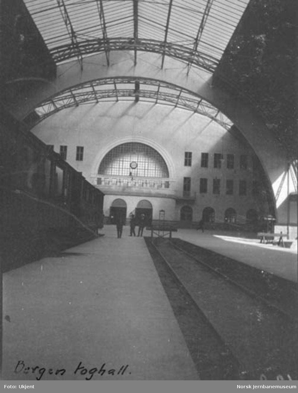 Bergen toghall