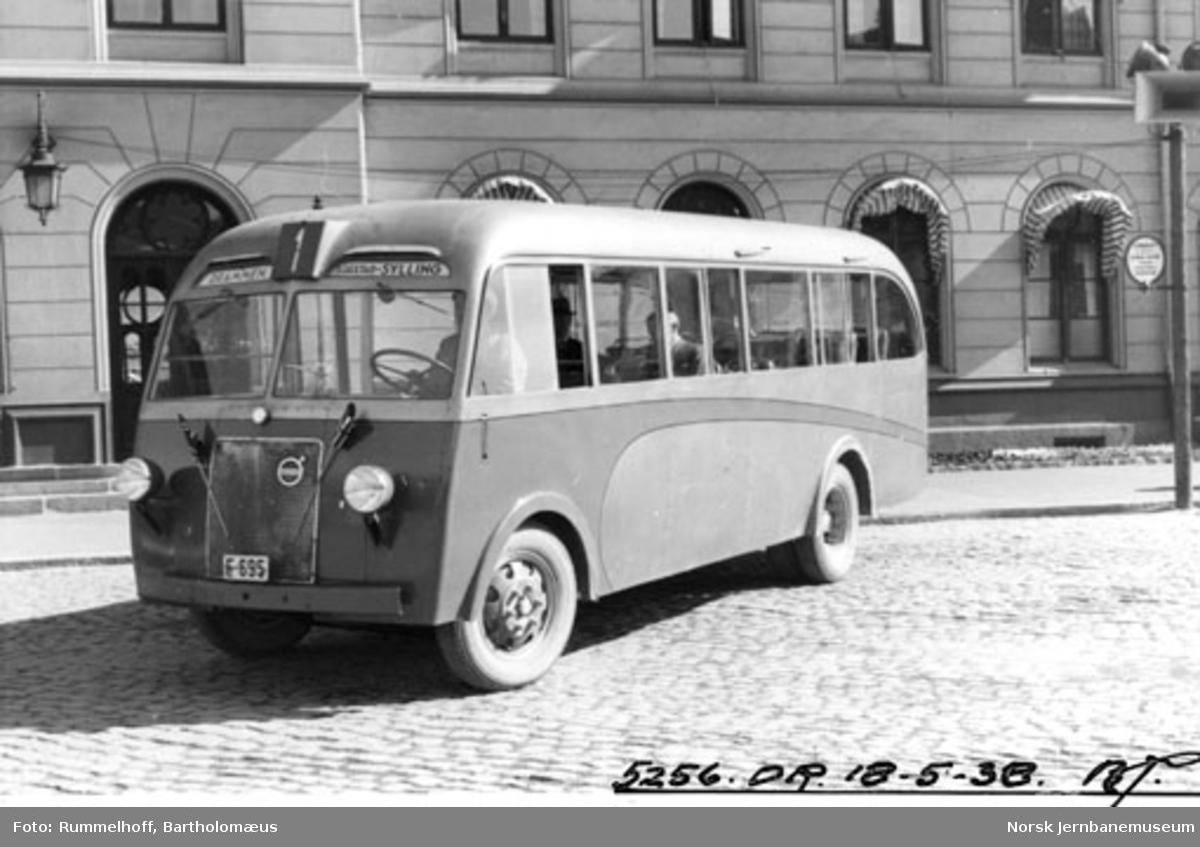 Lierrutens buss F-695