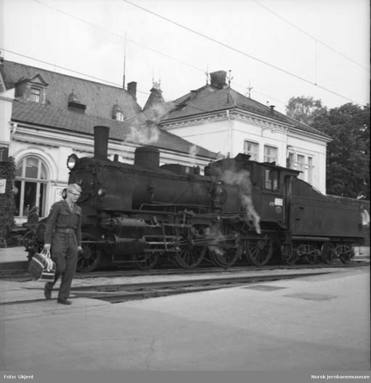 Damplokomotiv type 27a nr. 297