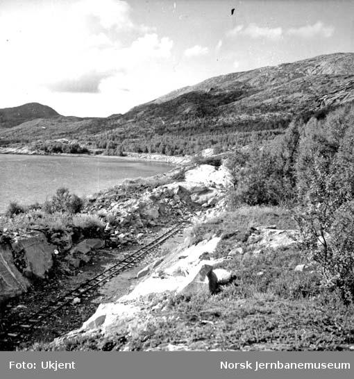 Befaring på linjen Fauske-Bodø