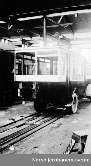 Berliet buss til Ekebergbanen