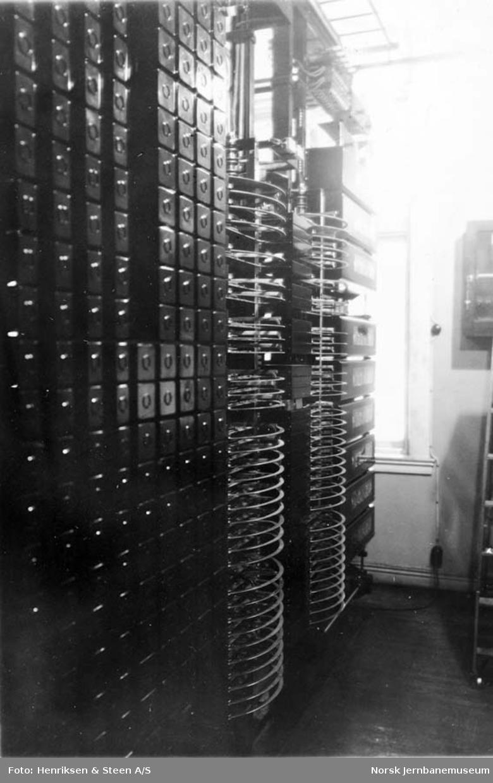 Telefonsetralen på Oslo Ø
