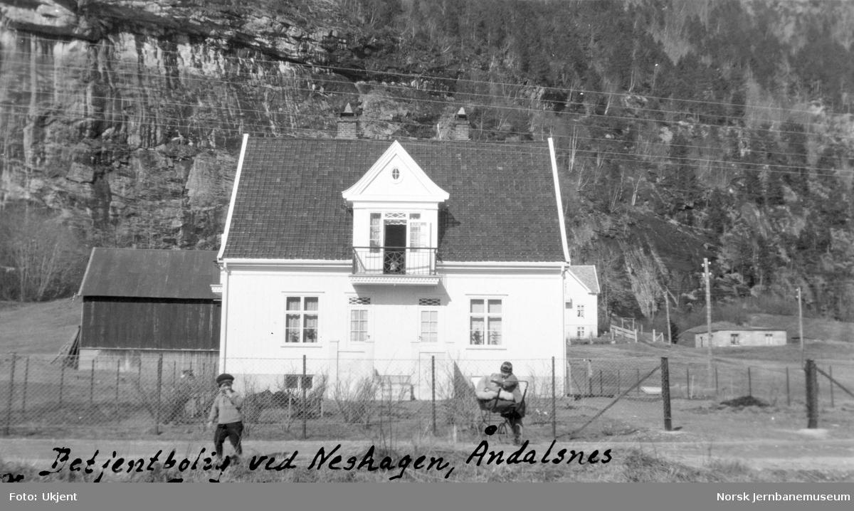 Jernbanens betjentbolig ved Neshagen, Åndalsnes