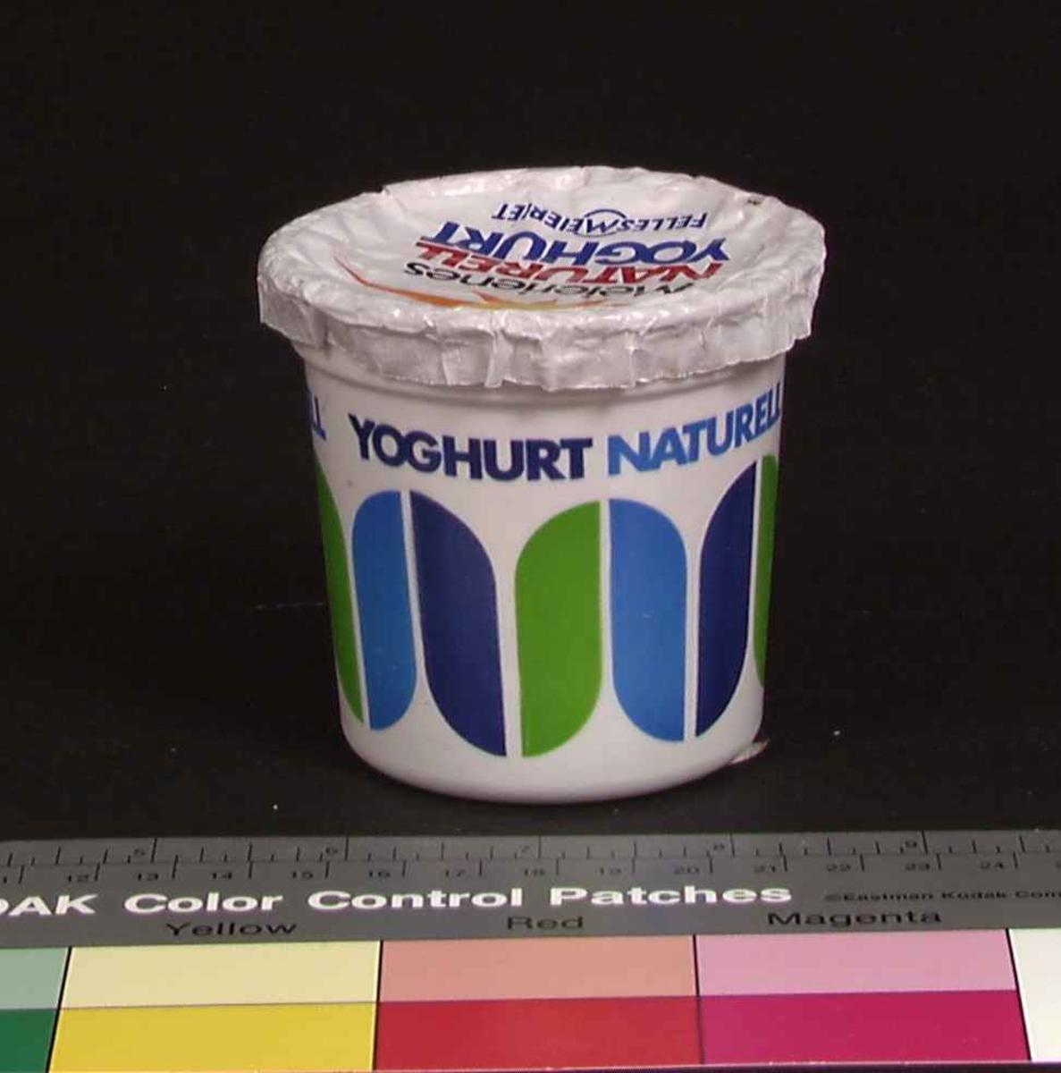 Beger, yoghurtbeger