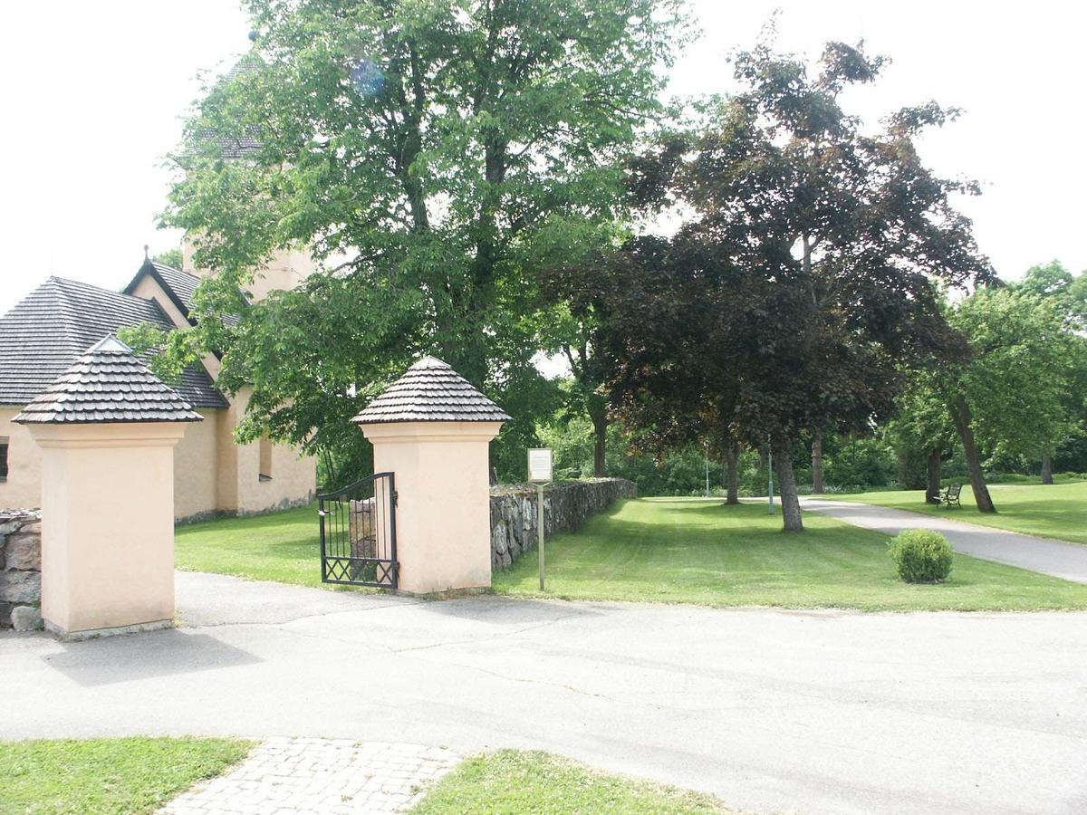 Komministerbostlle i Yttergran, Yttergrans socken, Uppland