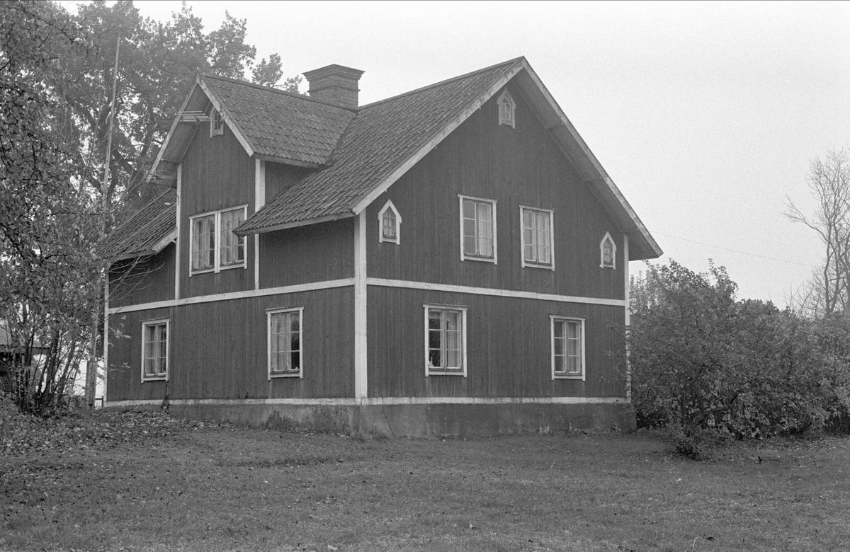 Bostadshus, Hässle 4:3, Dalby socken, Uppland 1984