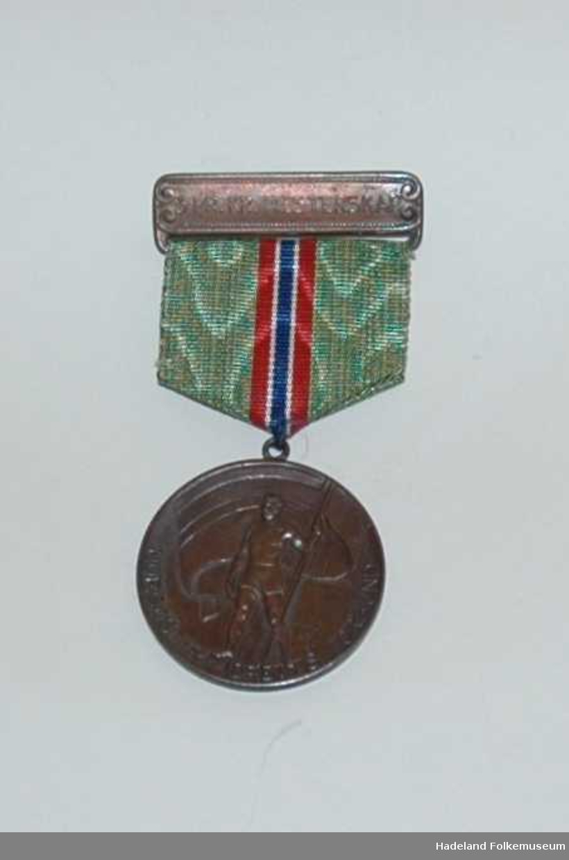 Medalje, KM-bronse