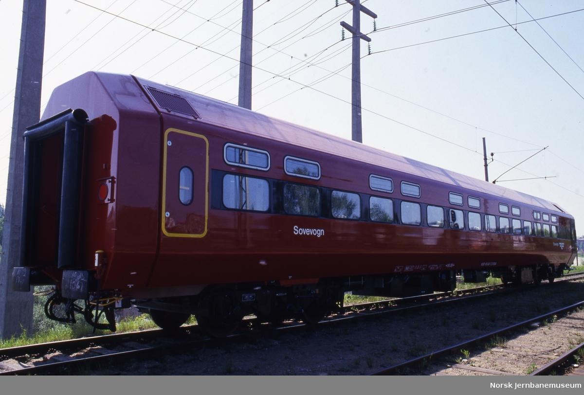 Ny sovevogn litra WLAB-2 nr 21084