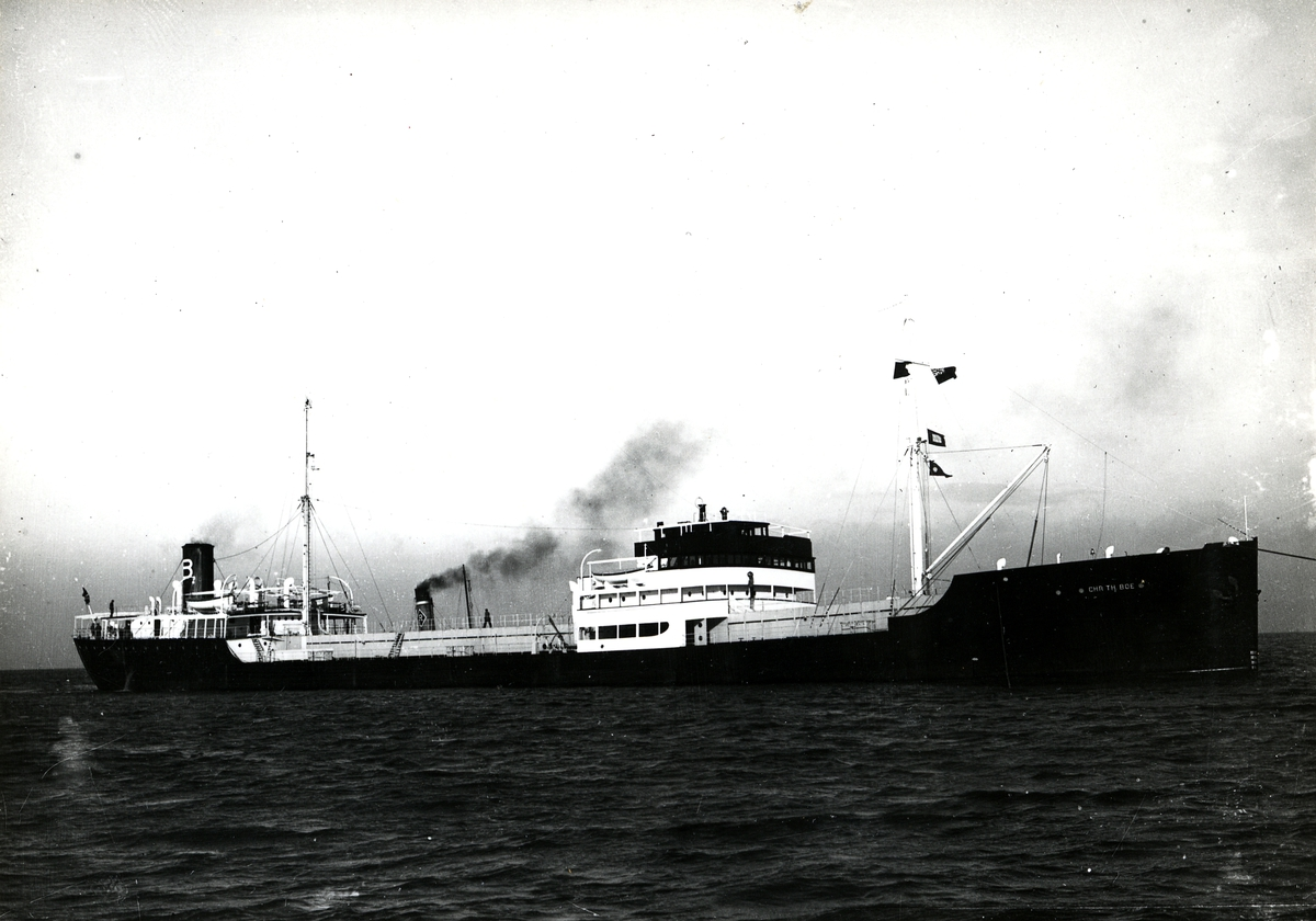 M/T Chr. Th. Boe (b.1930, A/B Götaverken, Göteborg)