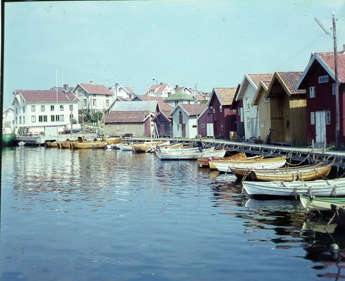 """Enligt AB Flygtrafik Bengtsfors: """"Grundsund Bohuslän""""."""