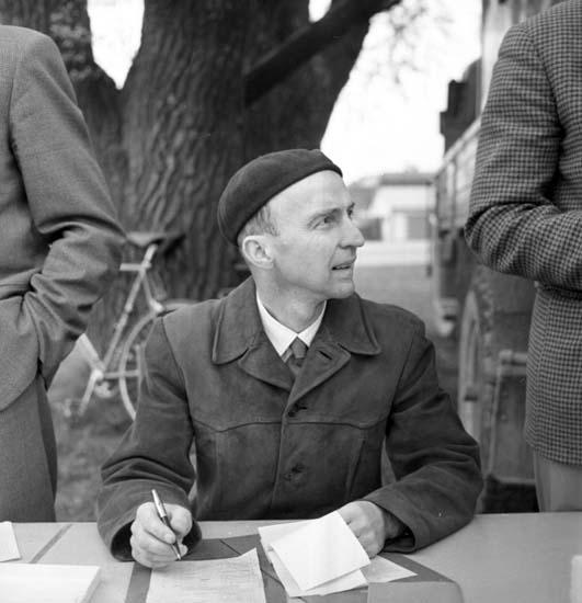 """Varvsloppet Cykel 17 maj 1959"""