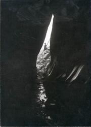 """Noterat på kortet: """"Lysekil. Trollhålet"""" """"Foto (D65) Dan Sa"""
