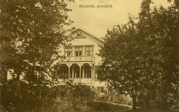 Morlanda prestgård.