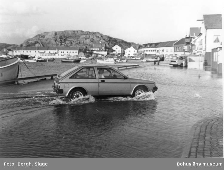 Kungshamn hösten 1987