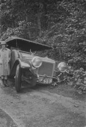 Dikeskörning i Råda, 1920-tal