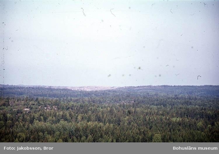 """""""Det brända berget Hudeberg 138,5 vid Huds moar""""."""