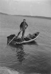 """Enligt senare noteringar: """"Både Johan Börjesson samt fiskenä"""