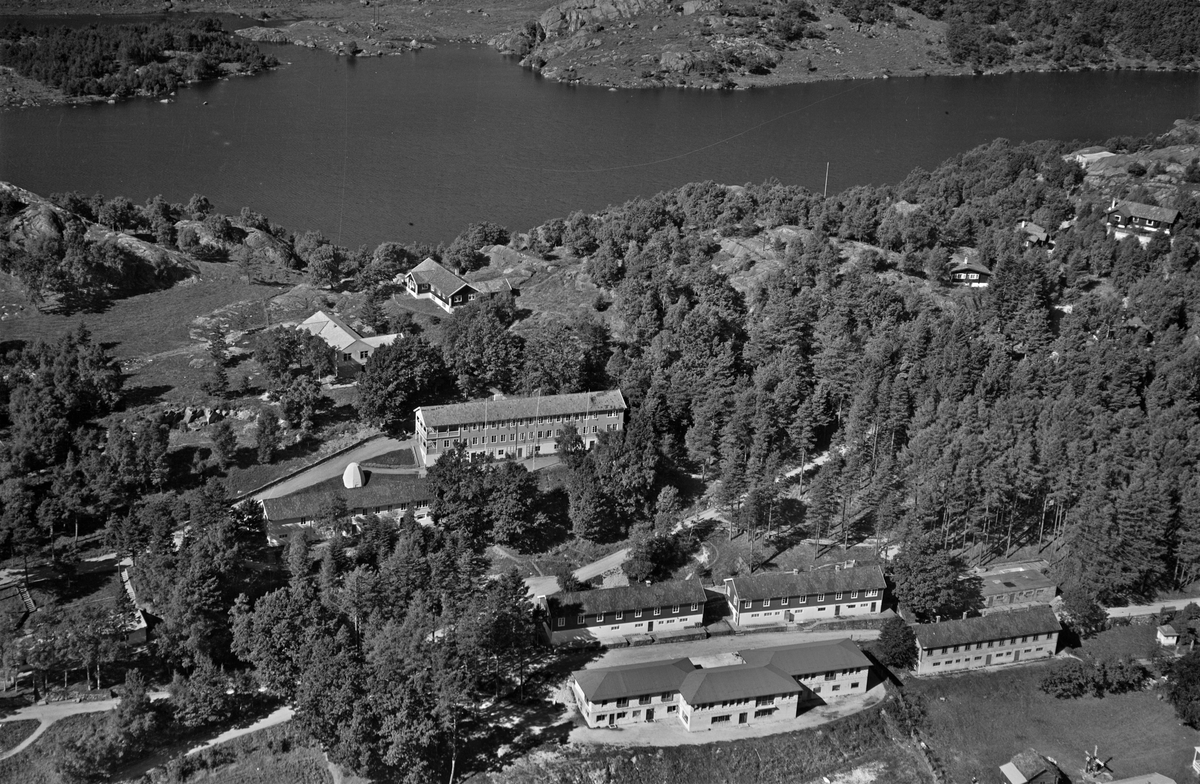 Egersund, Slettebø, Bakkebø, Langevann