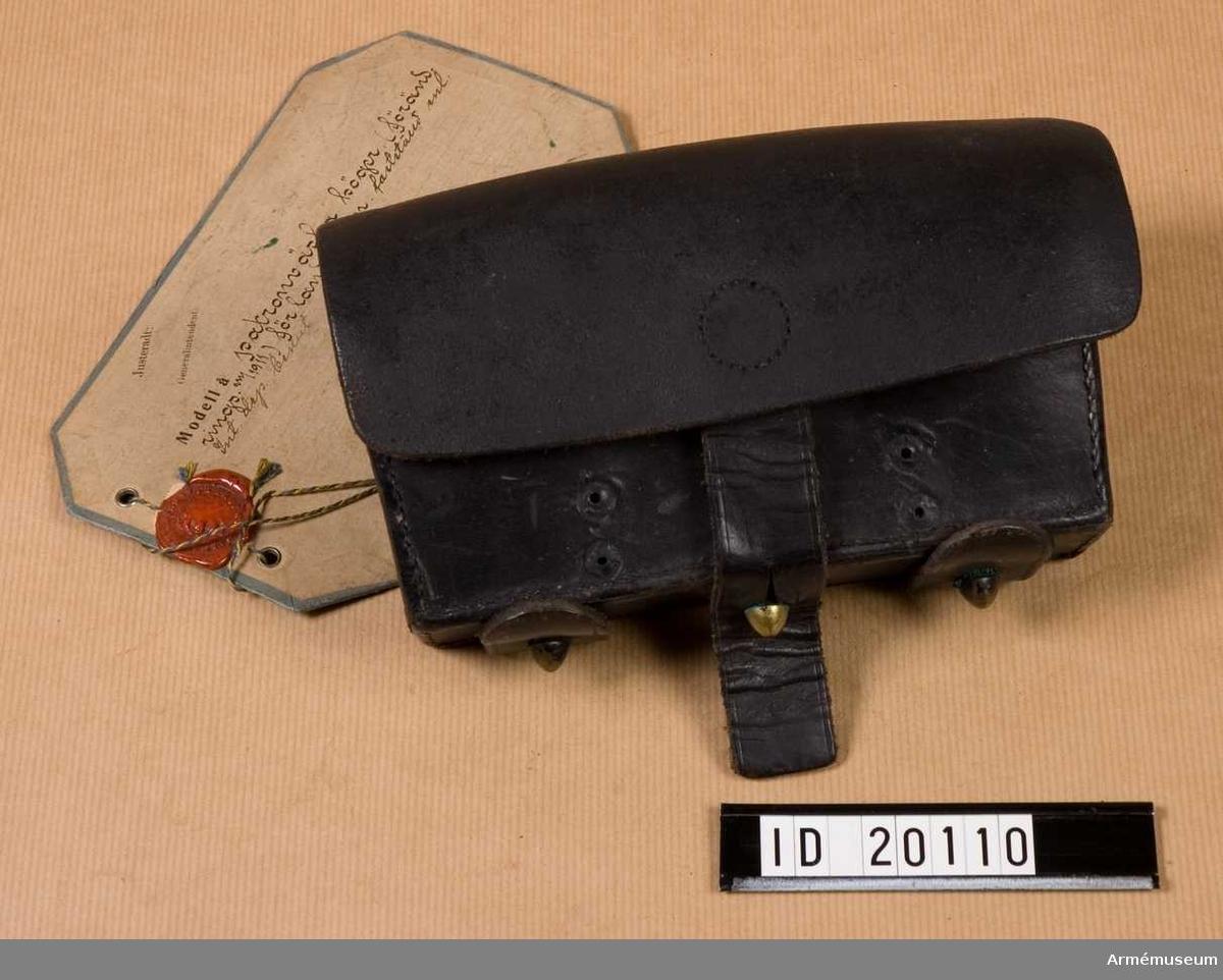 Patronväska fm/1911