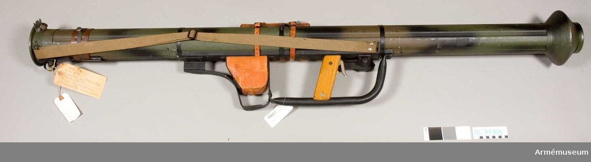 8 cm raketgevär m/1949