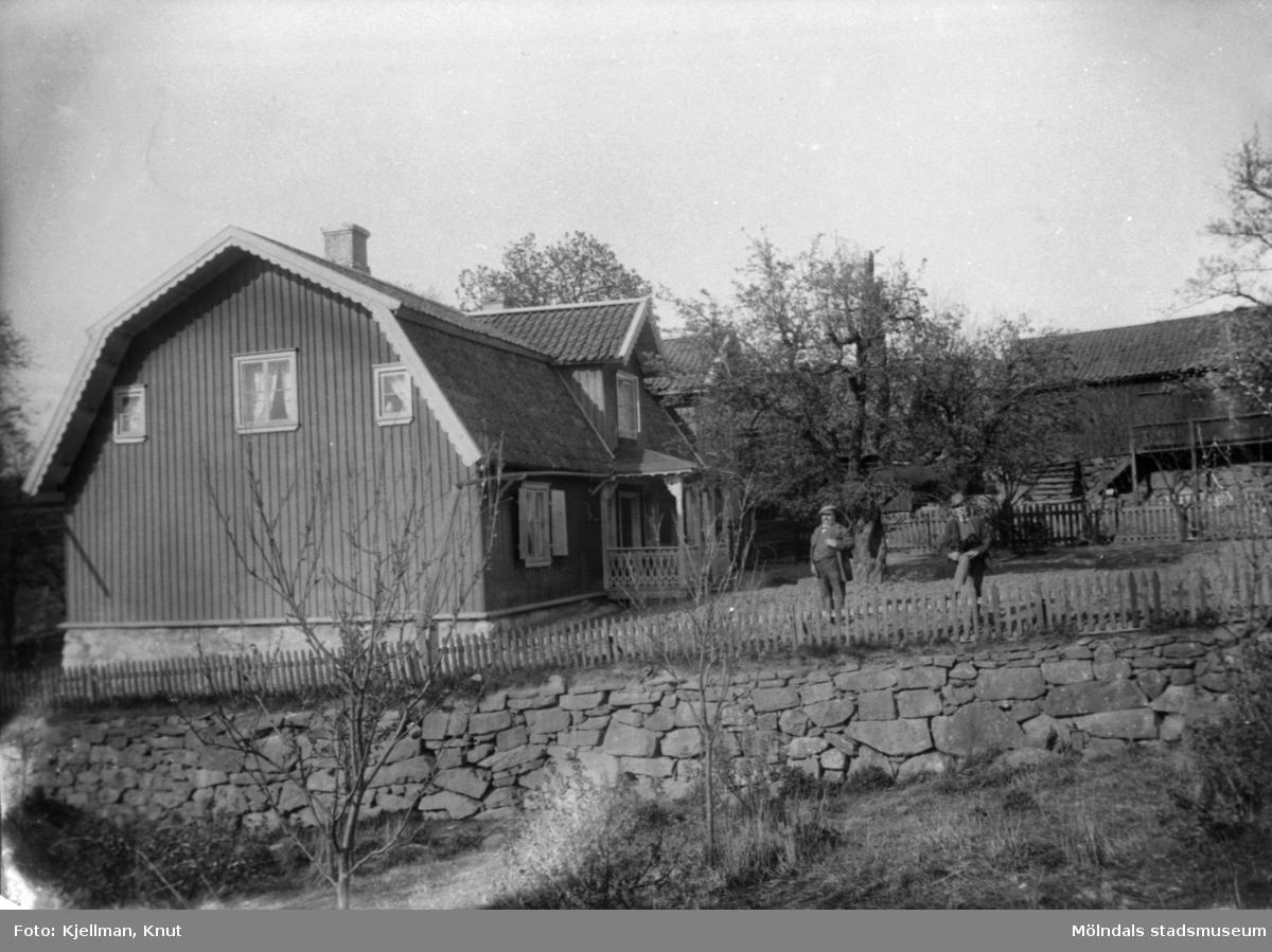 Eklanda ryttaregården i Mölndal, ca 1920-1930.