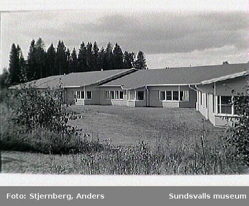 Uslands skola, Alnö.