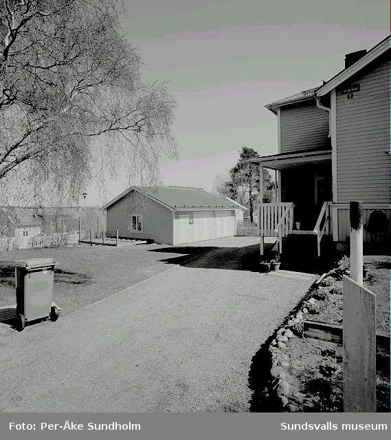 Flerbostadhus och uthus, kv. Poppeln 15, Pilgränd 7:02 Flerbostadshus03 Uthus