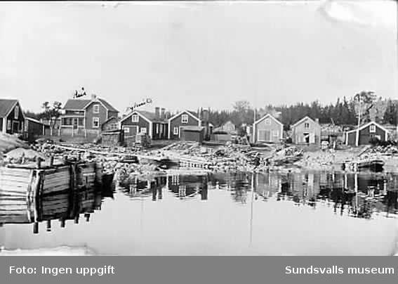 Norrhamn, Brämön, Njurunda socken.