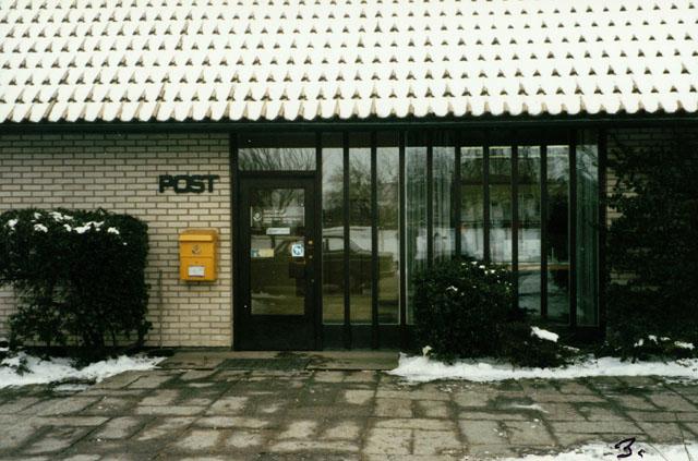 Postkontoret 270 51 Skillinge