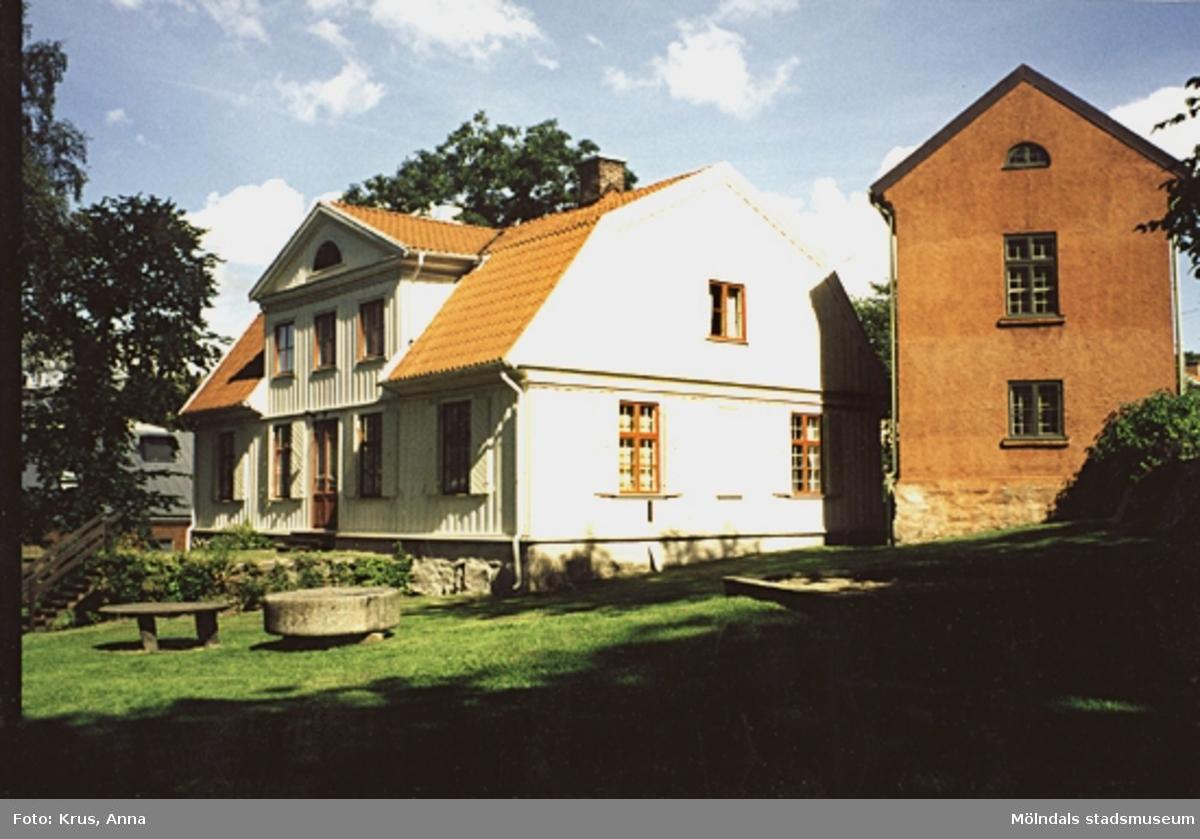 Hembygdsmuseet i Kvarnbyn.