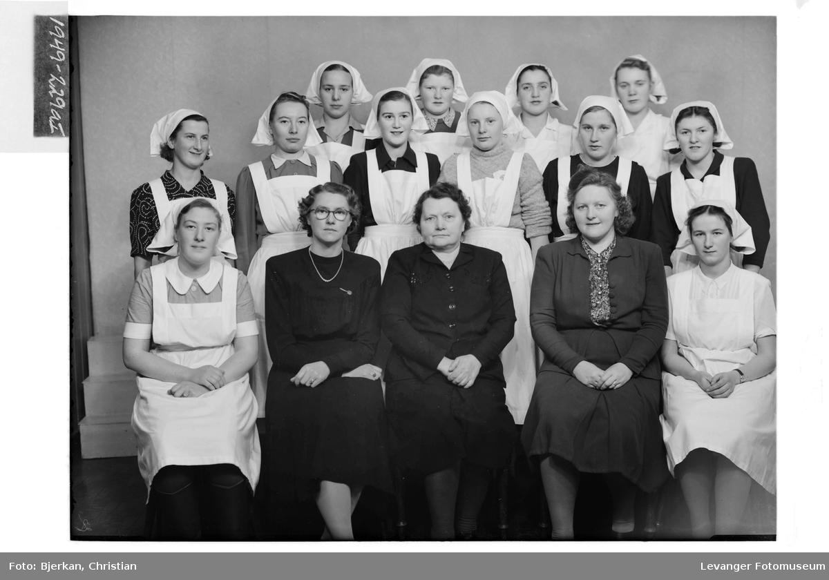 Levanger Husmorskole, 1949