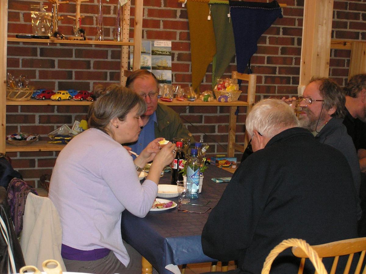 Fellesdag på Berg-Kragerø Museum. Dato 22.04.2008