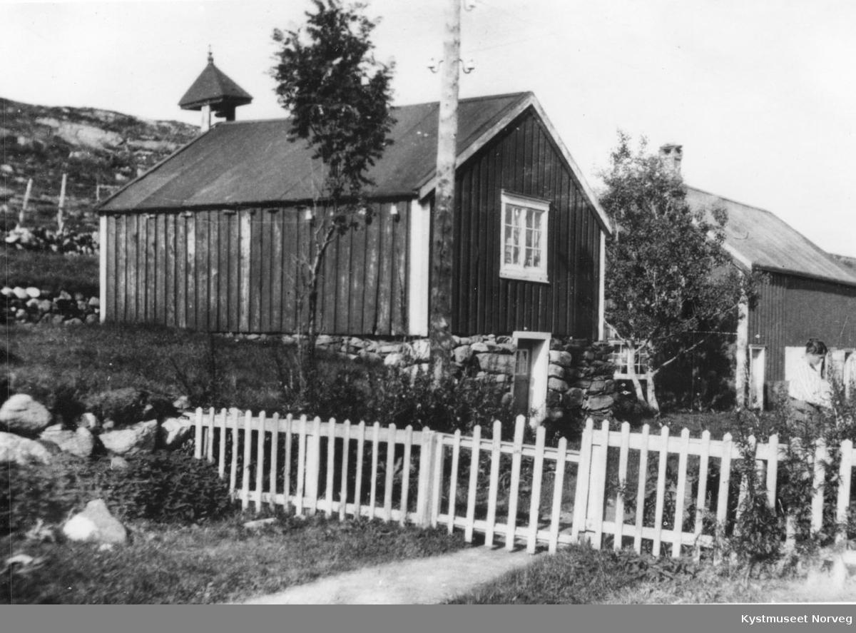 """Risværet i Nærøy - """"Buret"""""""
